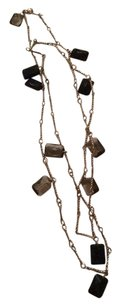 J.Crew gold chain link necklace