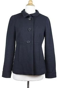 J.Crew J Crew Womens Textured Pea Coat