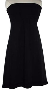 J.Crew Womens Strapless 100 Wool Sheath Dress