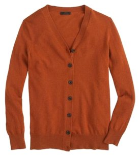 J.Crew Wool Cashmere Cardigan Casual Sweater