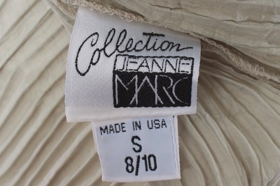 Jeanne Marc Collection Dress