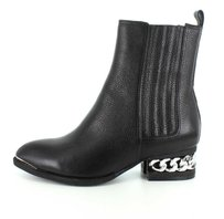 Jeffrey Campbell Current Black Boots