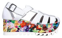 Jeffrey Campbell Multi/Print Sandals