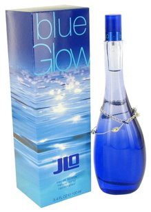 Jennifer Lopez Blue Glow By Jennifer Lopez Eau De Toilette Spray 3.4 Oz