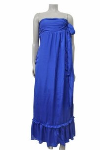 Royal Blue Maxi Dress by Jenny Han Maxi