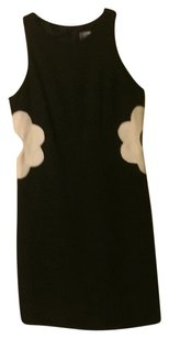 Jessica Howard Knee-high Cut-out Sheath Sleeveless Dress