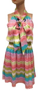 Jessica Simpson short dress Multi Color. on Tradesy