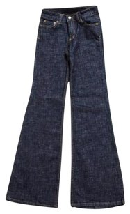 JET John Eshaya By Blue Denim Trousers Pants Trouser/Wide Leg Jeans
