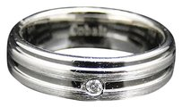 Jewelry Unlimited Mens,Shiny,Cobalt,Faceted,Wedding,Engagement,Band,Ring,7,Mm