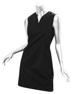Jil Sander Cotton Stretch Sleeveless Above Knee 386 Dress