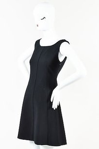 Jil Sander Navy A Line Dress