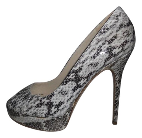 sale big discount Cheapest cheap price Jimmy Choo Crown Embossed Platform Pumps pay with paypal online TYAEzywOF