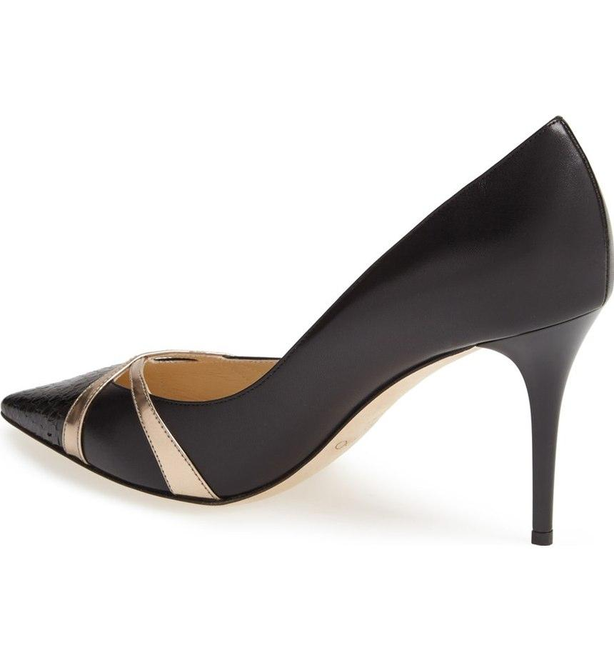 pointy toe pumps jimmy choo haxeel pointy toe anthracite pumps on 71 30489