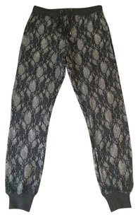 Joa Los Angeles. Lace Sport Pants.