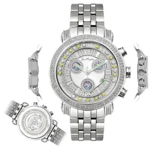 Joe Rodeo Mens Diamond Watch Joe Rodeo Classic Jcl53wy 1.75 Ct Illusion Dial