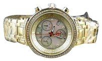 Joe Rodeo Womens Ladies Joe Rodeojojoaqua Master Jjml36 Diamond Watch .90 Ct