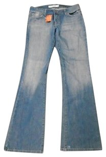JOE'S Jeans Joes Distressed Wash Cotton Blend W31 5293a Boot Cut Jeans