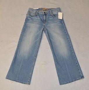 JOE'S Jeans A8 Joes The Icon Gaucho Mid Trouser/Wide Leg Jeans