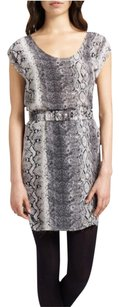 Joie short dress Snakeskin print on Tradesy