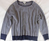 Joie Somehow Striped Sweater