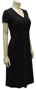 Jones New York short dress Black Sport Cotton on Tradesy