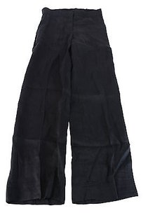 Jones New York Womens Black Straight Leg Jeans