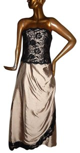 Jovani Silk Black Dress