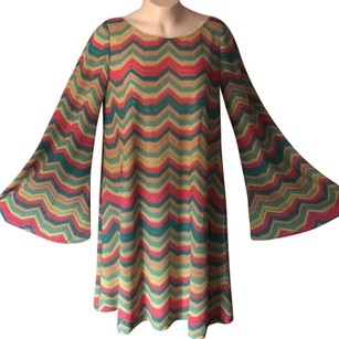 Judith March short dress MULTICOLORED on Tradesy