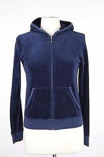 Juicy Couture Womens Navy Jacket