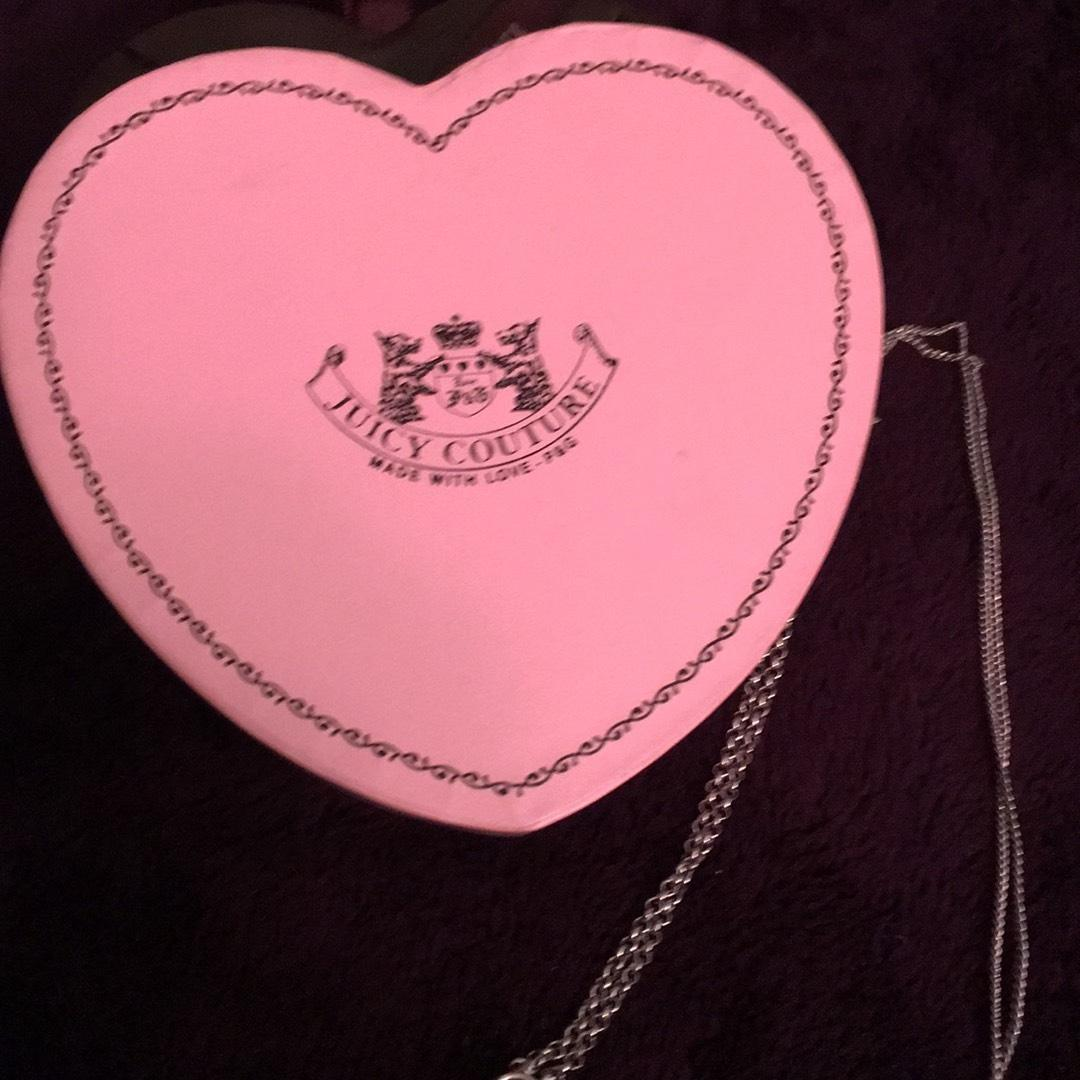 juicy couture charm necklace on tradesy