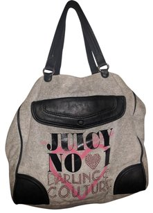 Juicy Couture Juicy Tote in Light Heather Grey