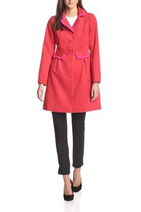 Julie Brown Betty Coat Color Block Coat navy beige Jacket