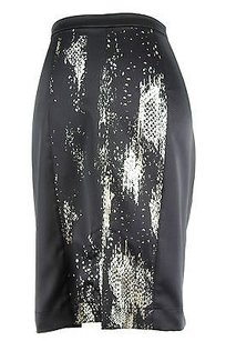 Just Cavalli Womens Pencil Skirt black