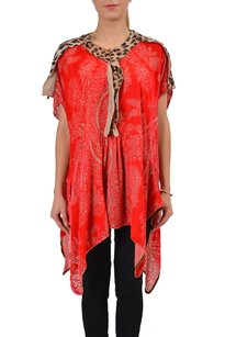 Just Cavalli Top Red