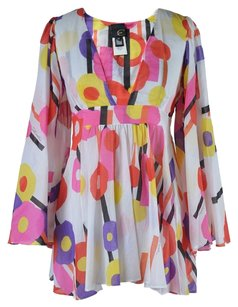 Just Cavalli Top White/Red/Purple/Yellow/Black/Orange/Pink