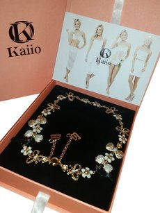 kaiio Swarovski Crystal Removable straps