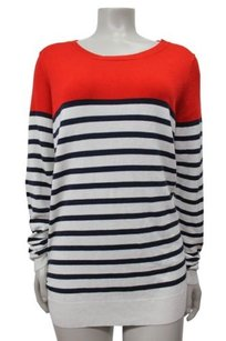 Karen Kane Sail Away Nautical Sweater