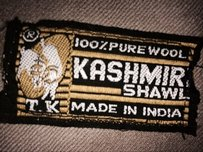 kashmir Kashmir Shawl Made In India