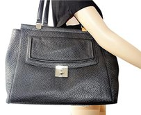 Kate Spade Everett Way Thatcher Texture Tote in Black