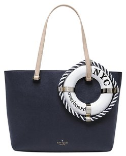 Kate Spade Expand Your Tote in Blue