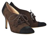 Kate Spade Womens Ankle Brown Boots