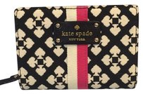 Kate Spade New Black/White Canvas