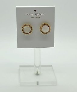 Kate Spade Kate Spade Cream Multi In The Spotlight Stud Earrings