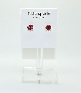 Kate Spade Kate Spade Cueva Rosa Stud Earrings