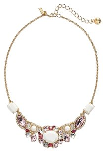 Kate Spade Kate Spade Garden Bed Gems Small Statement Necklace WBRUA064