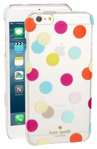 Kate Spade KATE SPADE kate spade new york 'balloon dots' iPhone 6s Plus Case
