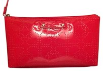 Kate Spade KATE SPADE LITTLE SHILO COSMETIC BAG IN CHILE RED