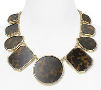 Kate Spade Kate Spade Swirl Around Graduated Crystal Statement Bib Necklace Wbru6839