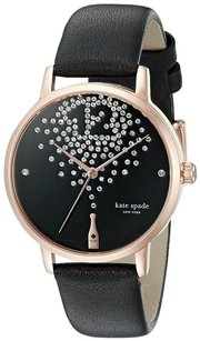 Kate Spade KSW1014 Kate Spade New York Metro Vachetta Leather Ladies Watch