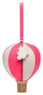 Kate Spade Leather Limited Edition Wristlet in Pink